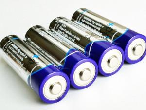 Sběr použitých baterií v Olomouckém kraji v pololetí klesl