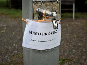 Kauza nefunkčního pítka rozčílila Olomouc. Voda z něj ale nepoteče minimálně do příštího roku
