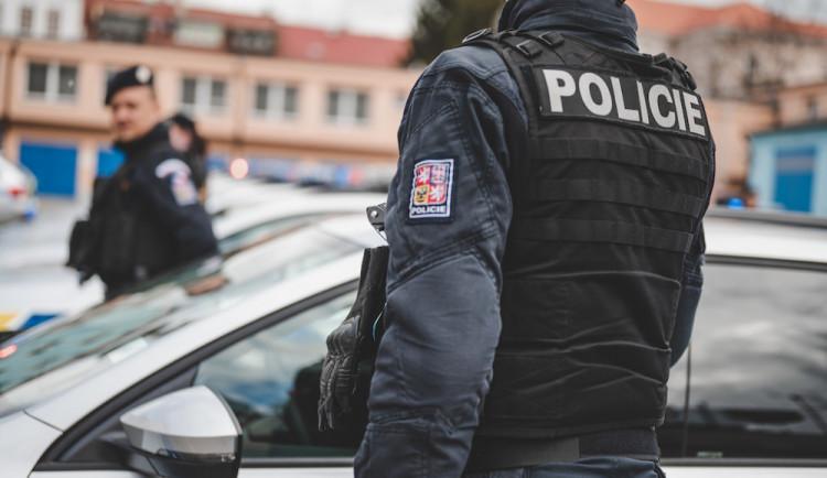 Policie dopadla zloděje z olomoucké drogerie. Ve městě měl zákaz pobytu