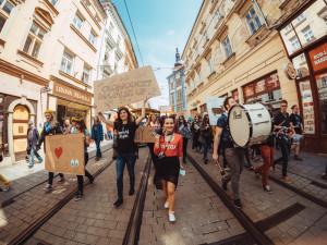 Jubilejnímu ročníku Olomouckého majálesu okolnosti nepřejí, byl podruhé zrušen