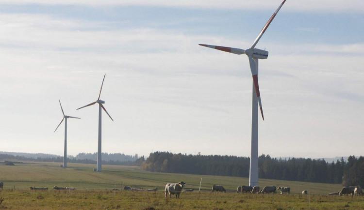 Soud zamítl žalobu obce Jívová ohledně zákazu stavby větrníků