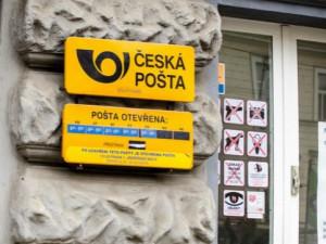 Česká pošta mění od října hodiny pro veřejnost. Týká se to i poboček v Olomouckém kraji