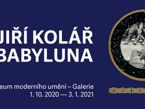 Soubor textogramů Jiřího Koláře poprvé vystaví Muzeum umění v Olomouci
