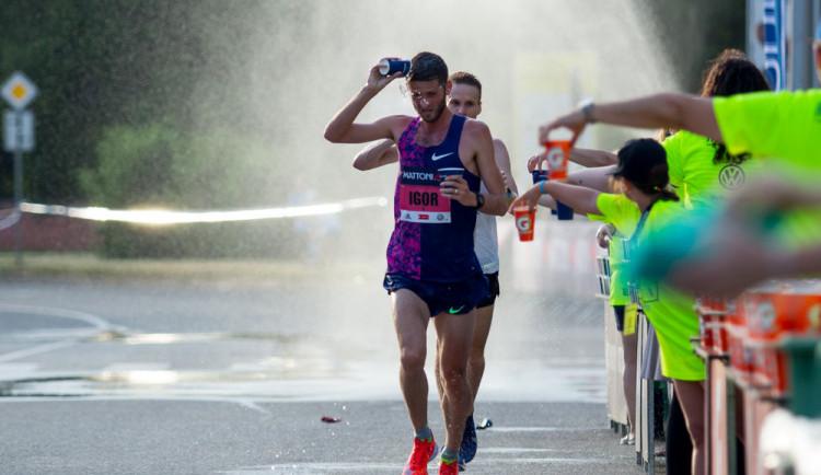 Olomoucký půlmaraton nebude. Po omezení shromažďování se ruší i další závody v ČR
