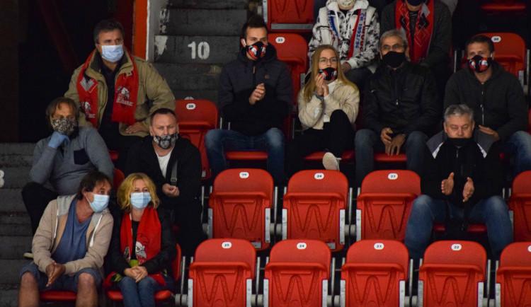 Zimní stadion v Olomouci je pro veřejnost do odvolání zcela uzavřen