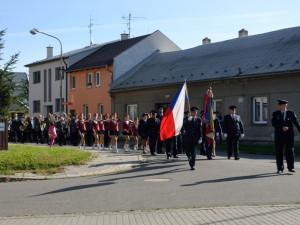 Černovírští hasiči oslavili kulaté jubileum. Své sousedy chrání už osmdesát let