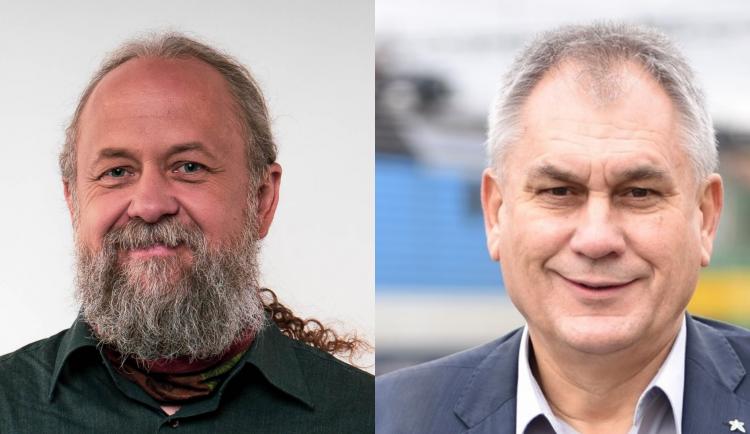 VOLBY 2020: Ošťádal vs. Zahradníček! Druhé kolo senátních voleb začíná v pátek odpoledne