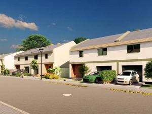 Nové možnosti bydlení. Vobci Křelov-Břuchotín bude stát 30 rodinných domů se zahradami