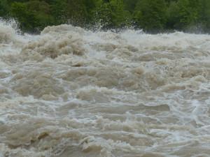 V Mohelnici hrozí třetí stupeň povodňové aktivity