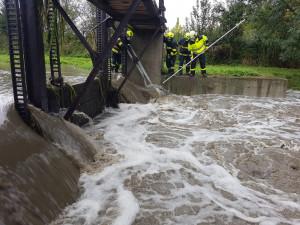 Kde hrozí povodňové nebezpečí a kudy neprojedete? Informace k záplavám přehledně