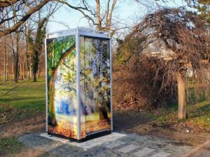 V olomouckých Čechových sadech vyrostou chytré toalety. Původní budova veřejných WC půjde k zemi