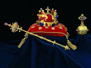 V Olomouci je výstava korunovačních klenotů, čeká na návštěvníky