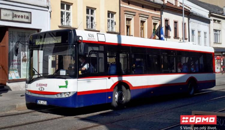 Od pondělí 26. října bude změněn provoz linky X, další spoje pojedou podle prázdninového jízdního řádu