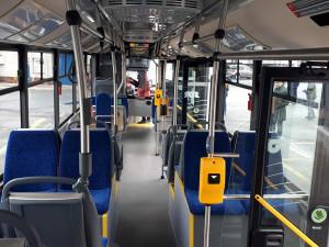 """""""Xko"""" a další autobusové linky v Olomouci omezí spoje, zrušil se také víkendový prodej kupónů"""