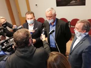 V Olomouci dnes bude podepsána krajská koaliční smlouva