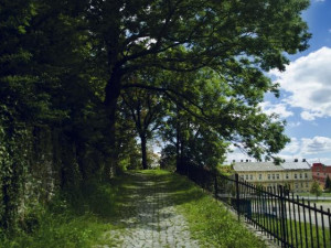 Šumperk opravil první část městských hradeb, další jsou v plánu