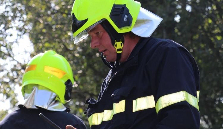 Náhlé úmrtí kolegy zasáhlo hasiče z Ludéřova. Na pomoc jeho rodině vyhlásili sbírku