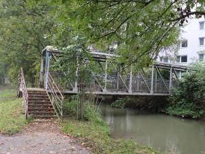 Most přes mlýnský náhon projde výraznou opravou, přibyde bezbariérový nájezd