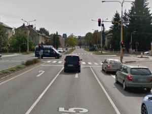 Na dvou křižovatkách v Olomouci se během listopadu vypnou semafory