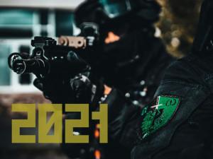 """Benefiční kalendář s policejními """"drsňáky"""" podpoří malé bojovníky na hemato-onkologii"""