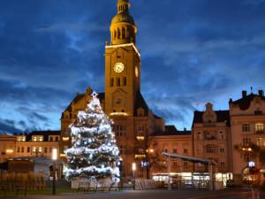 Advent v Prostějově bude bez kluziště a kulturního programu, trhy by se rušit neměly