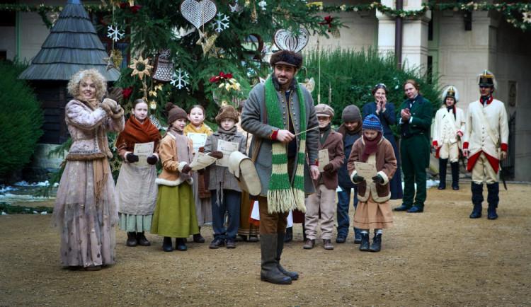 Česká televize o Vánocích uvede čtyři nové pohádky. Připravila i pohádku pro neslyšící