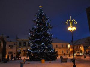 Přerov pokračuje s přípravami městských Vánoc, jejich uskutečnění záleží na vládních opatřeních