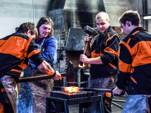 Prosaď se na trhu práce a studuj netradiční obor Umělecké kovářství na SŠ zemědělské a zahranické Olomouc