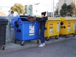 Přerov plánuje nové kontejnery na odpad. Pomáhat bude při svozu i robotická ruka