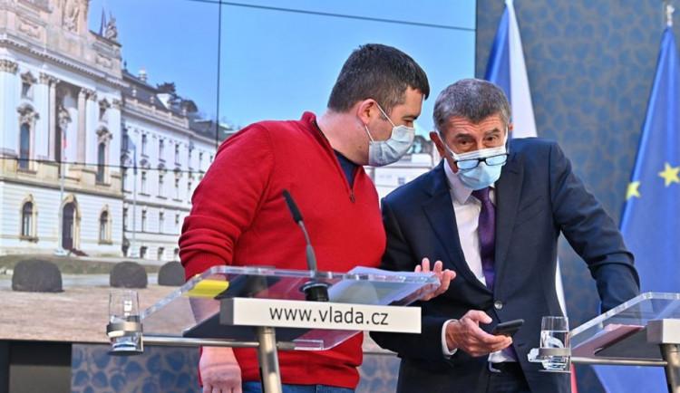 Vláda bude muset žádat o další prodloužení nouzového stavu, řekl Hamáček