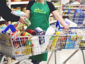 Potravinová banka se potýká s nedostatkem potravin. Sbírka proběhne již 21. listopadu