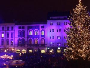 Olomoučané o vánoční trhy nepřijdou, o punčích ale stále není jasno