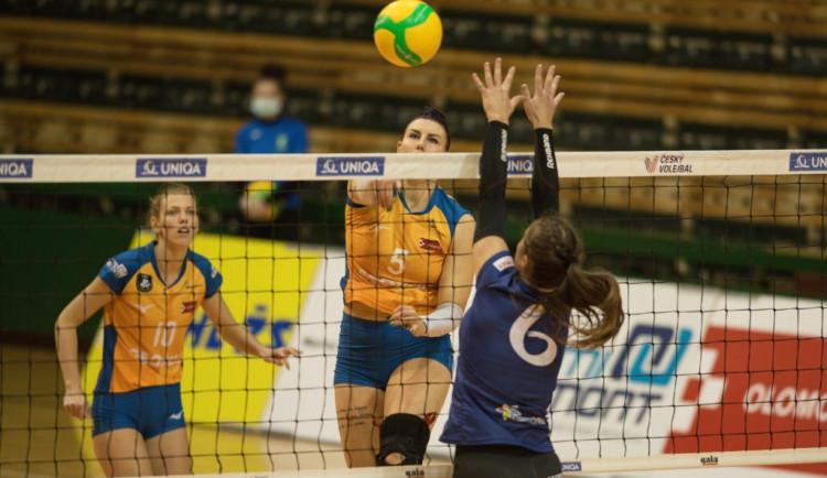 Hráčky VK UP Olomouc dnes v Itálii vstoupí do Ligy mistryň