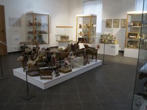 Muzeum v Zábřehu otevře výstavu historických hraček, které si děti dříve přály od Ježíška