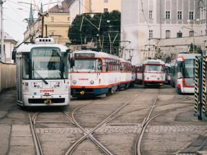 Tramvaje začnou v Olomouci do centra zajíždět už tento víkend