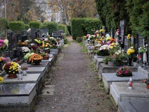 Policisté dopadli muže, který okrádal seniorky na olomouckém hřbitově