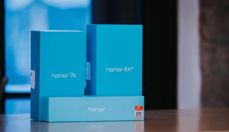 Soutěžte s BPS Mobil a Olomouckou Drbnou a vyhrajte mobilní telefony Honor 8X nebo Honor 7A