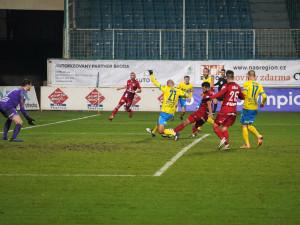 Sigma Olomouc remizovala v Teplicích. Po třetí za sebou hrála 1:1
