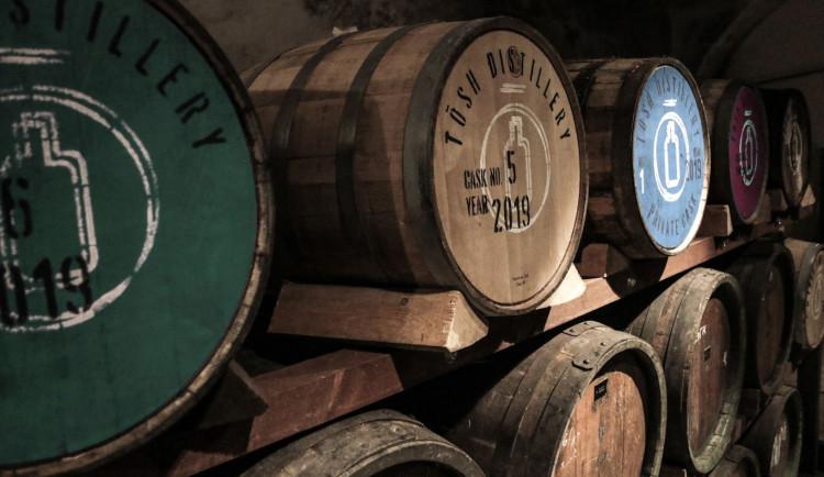 Tradice ožila. Těšetická palírna TŌSH vzkřísila výrobu první československé whisky