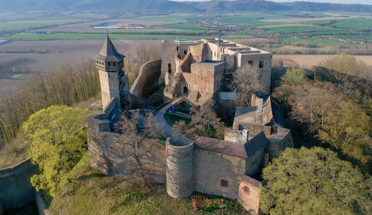 Po sto letech se hrad Helfštýn opět dočkal knižního zpracování dějin
