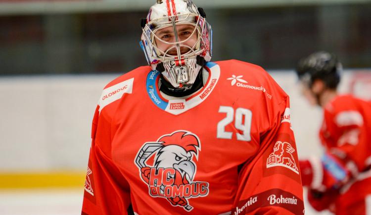 Hokejisté Olomouce porazili Třinec