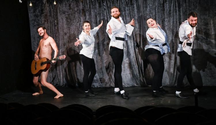 Divadlo Tramtarie představí svého kabaretního Shakespeara on-line