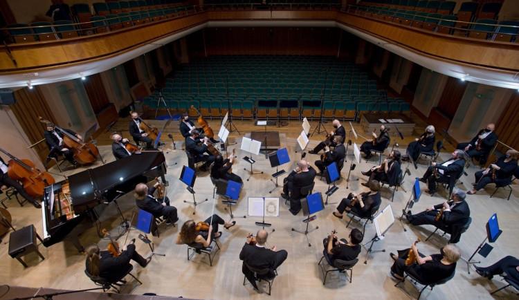Moravská filharmonie Olomouc chystá novoroční on-line koncert