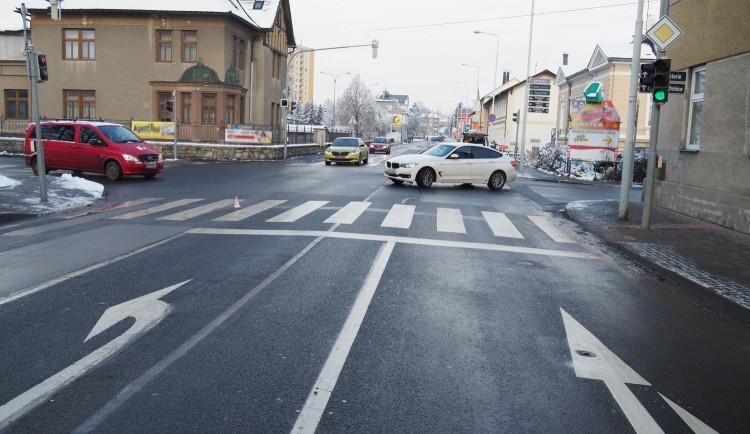 Neznámý řidič srazil na přechodu chlapce, z místa ujel. Policie hledá svědky
