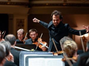 Moravská filharmonie uvede online koncert s názvem Klasika plná žertů