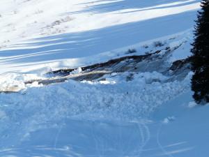 V Jeseníkách byl v neděli kvůli sněžení vyhlášen třetí lavinový stupeň