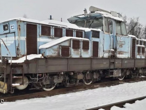 Nechcete lokomotivu? Dráhy prodávají nepotřebné stroje, lokomotiva je za cenu auta střední třídy
