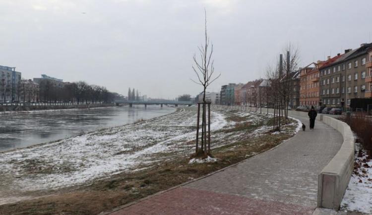 Přerov chystá u Bečvy další dvě protipovodňové stavby
