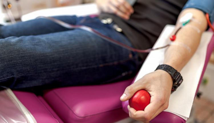 Univerzita Palackého chystá příští týden akci na dárcovství krve