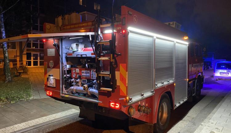 Požár v bytě v Olomouci souvisel podle policie s výrobou drog